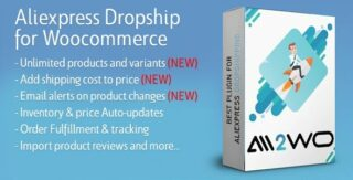 aliexpress dropshipping for woocommerce