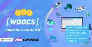 WOOCS - Currency Switcher