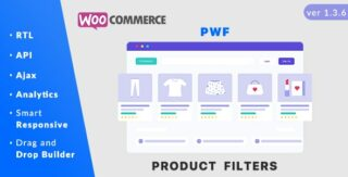 PWF WooCommerce Products Filter